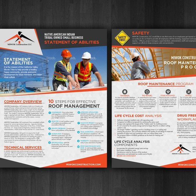 Winning Design By Sangyogita123 Marketing Postcard Construction