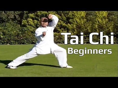 Tai chi chuan for beginners - Taiji Yang Style form Lesson 8 - YouTube
