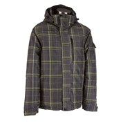 Snowboarding Jacket with Geometric Print 868396824 | Active | Men | Burlington Coat Factory