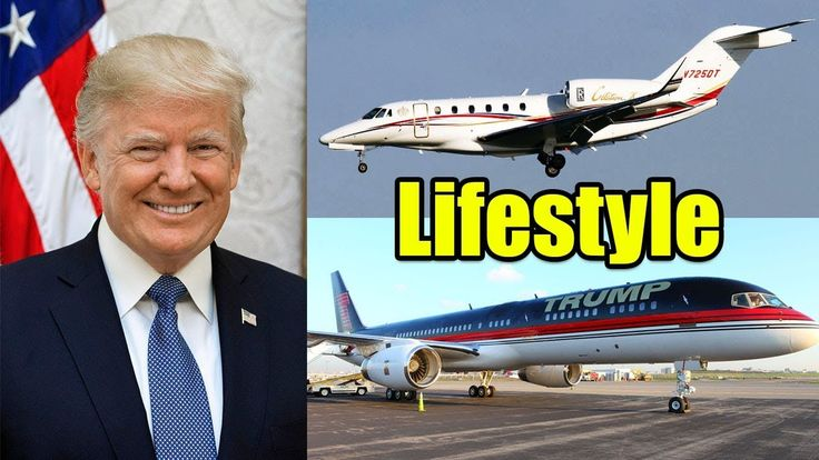 Donald Trump Net Worth,Income,House,Cars,Private Jets,Helicopters,Luxuri...