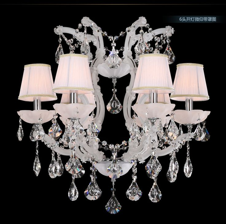 NEW! Arrival Modern LED Chandelier Lamp for Home and Hotel Decor  (B CCVN8243-6S), Free Shipping