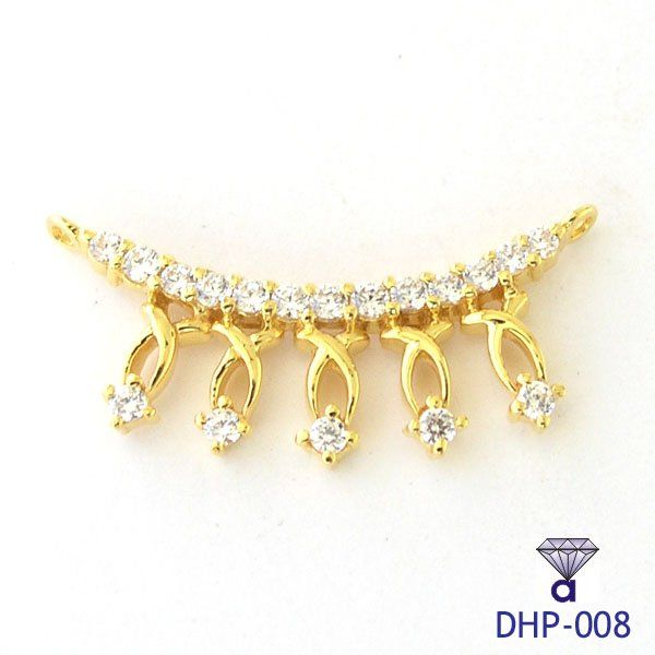 gold pendant for mangalsutra - Google Search