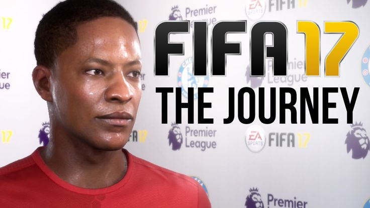 FIFA 17 DEMO Part 1 - The Journey Gameplay Walkthrough #Fifa17