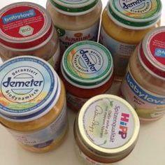 100 Prozent Obst oder Gemüse: Die besten Babygläschen