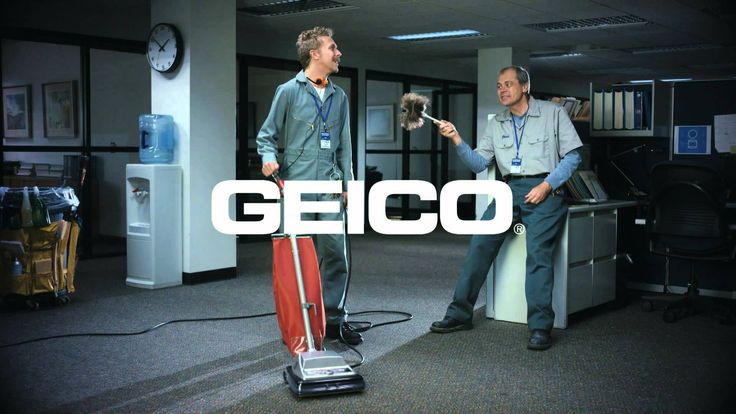 Cleaning Crew: Unskippable - GEICO (Extended Cut)