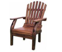 Get The Groovy Stuff Furniture Teak Adirondack Chair at Amazon.com