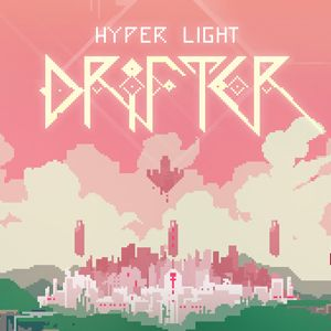 Hyper Light Drifter. Indie game on Pc, PS4, PSVita and Xbox.