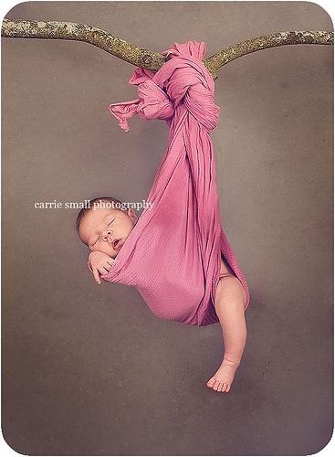 Hanging Baby