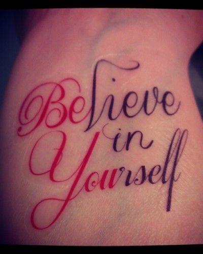 beautiful saying!   Tattoo Ideas Central