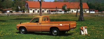 Toyota Hilux 2WD Regular Cab '1978–83