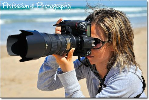 ❥ Professional Photography Courses
