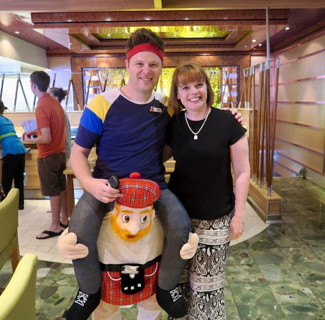 Mrs. Erica's Blog: A Look Into Day Two on the Carnival Dream Ship