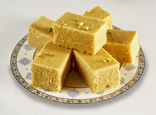 Γεύσεις Ινδίας - Indian Flavours: Γλυκά της Νότιας Ασίας / South Asian sweets