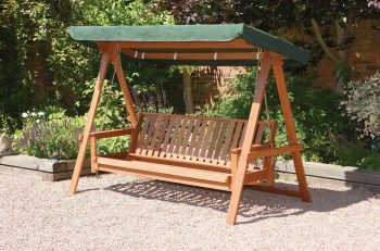 How To Make A Swing For Your Garden In Seven Steps