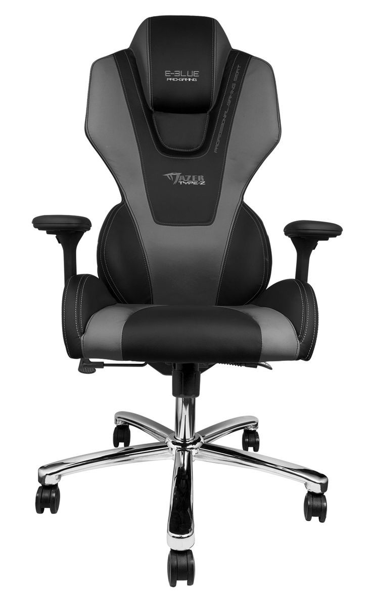 the mazer pro gaming chair allows for ergonomic comfort with ultra breathable fabric the double