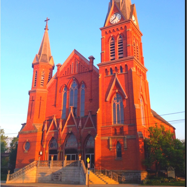 127 Best Images About Catholic Churches On Pinterest