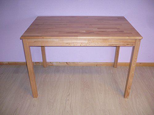 Esstisch Esszimmertisch Küchentisch Tisch Cm Kernbuche Massiv Lackiert