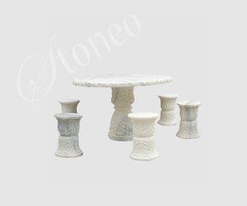 Dion - stolik kamienny