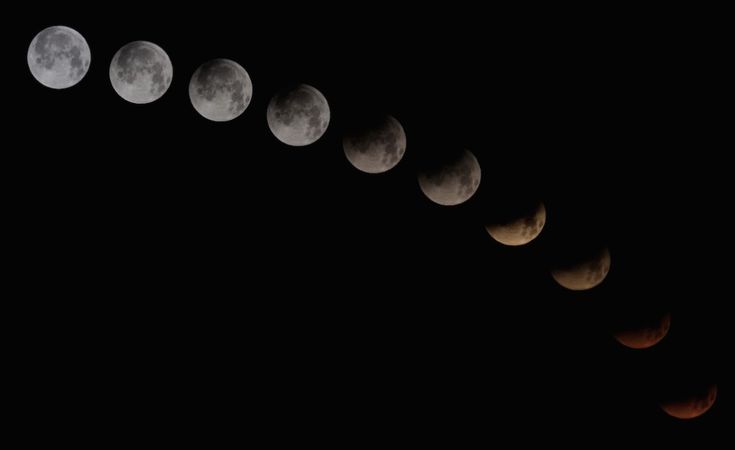 Photo: Eclissi lunare totale http://4giul.wordpress.com/2014/04/15/photo-eclissi-lunare-totale/