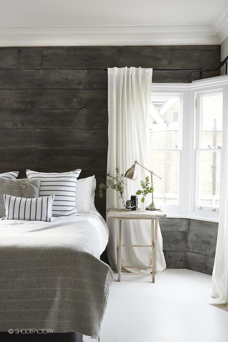 Shabby Chic Bedroom With Dark Furniture 17 Best Ideas About White Rustic Bedroom On Pinterest Rustic