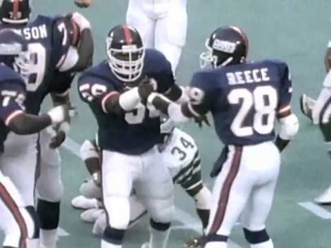 Lawrence Taylor - The Greatest Of All Time - YouTube