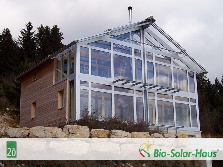 2006: Das Erste Bio Solar Haus In Der Schweiz
