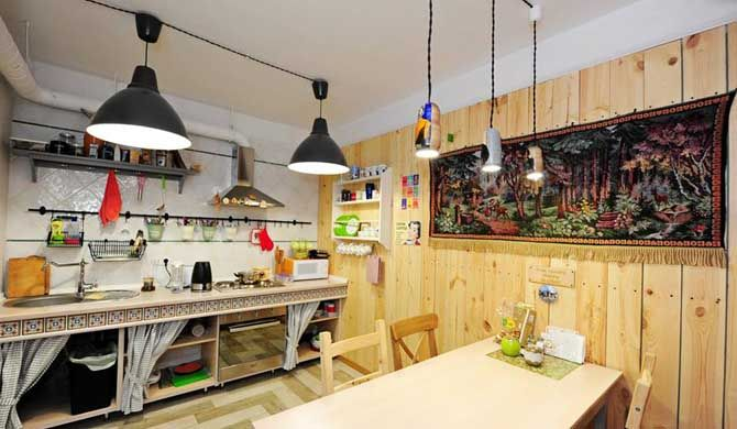 Scotch Hostel Volgograd Scotch Hostel Volgograd is located in the centre of Volgograd, Russia, a 10-minute walk to Alleya Geroev Street. Scotch Hostel offers bright rooms with free Wi-Fi. The comfortable rooms come with... #Hostels  #Travel #Backpackers #Accommodation #Budget