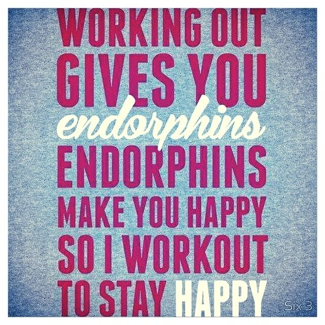 Working Out Gives You endorphins, ENDORPHINS Make You Happy So I Workout To Stay Happy!   #quoteoftheday #picoftheday #inspiration #motivation #workout #exercise #diet #gym #happy #endorphins #behappyandhealthy #train #running #healthy #keeppushing #nevergiveup #focus #strength #positive #confidence #healthylifestyle #fit #getfit #fitness #instafit #cleaneating #bestoftheday #picoftheday #instalike #healthyhumpday