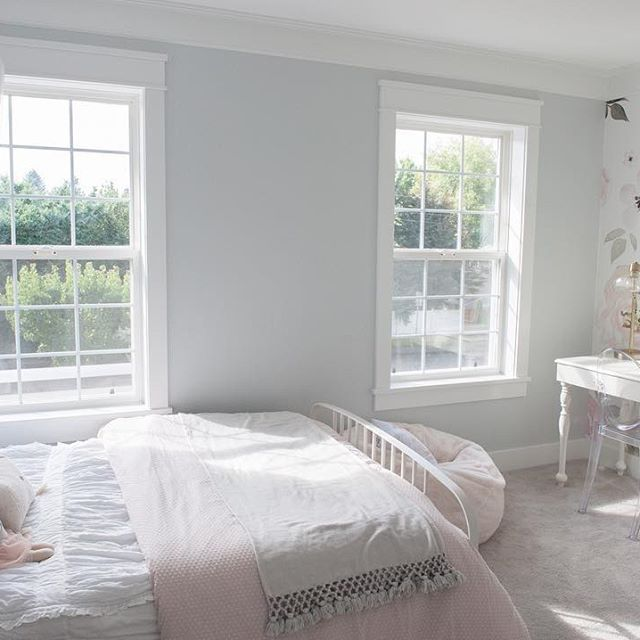 Paint color  Olympus White from Sherwin Williams  Coe