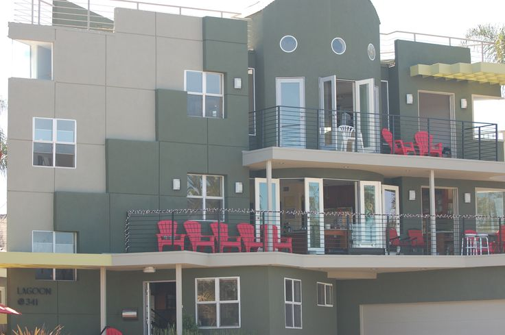 Milgard aluminum windows used to achieve the modern look for Milgard windows price list