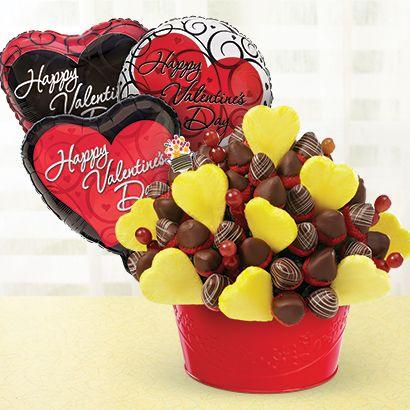 26 best edible arrangements images on pinterest basket of valentines fruit basket