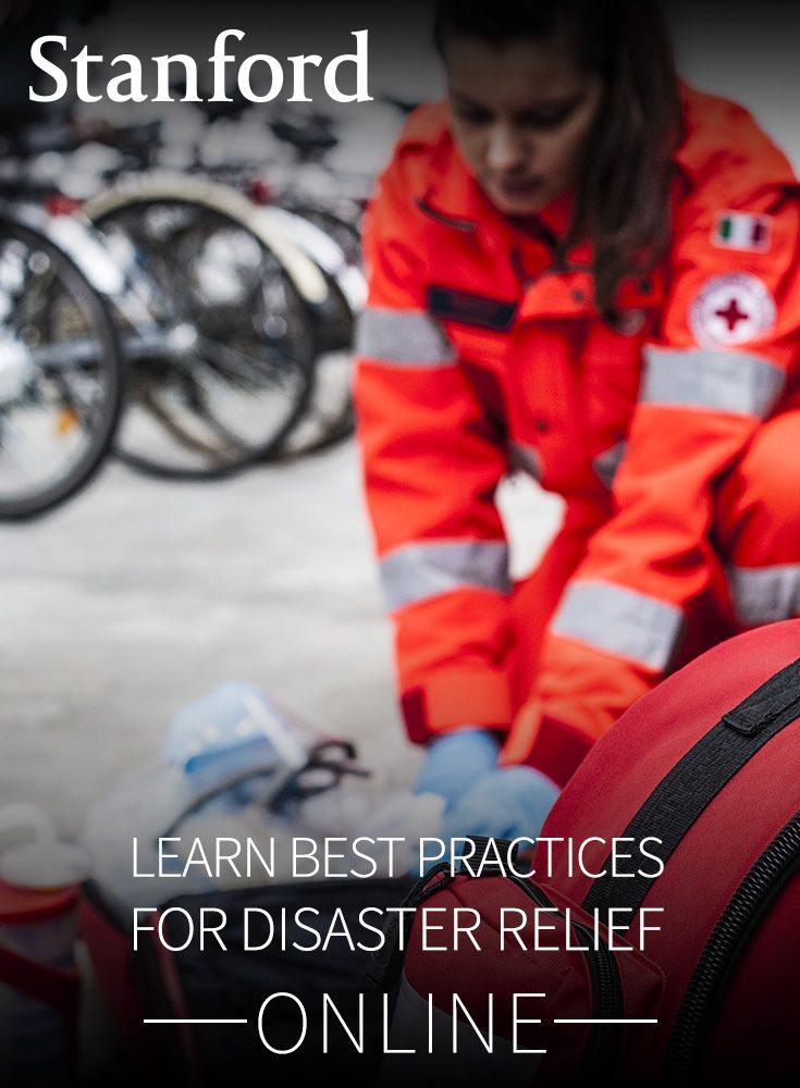 Free self-paced course will help you explore the foundation for SEMPER disaster knowledge using videos lectures and case scenarios, which will be supplemented by in-person lectures as well as field exercises.