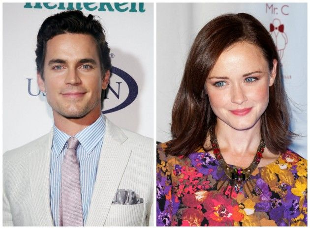alexis bledel matt bomer fifty shades | ... Cast For The 'Fifty Shades' Movie, But Some People Aren't Happy