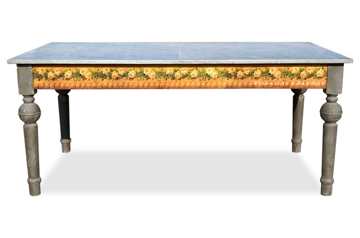 Flora French Provincial Dining Table