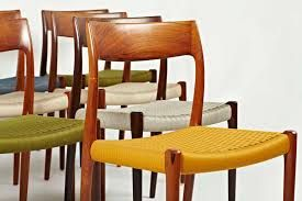 Image result for colourful dining chairs