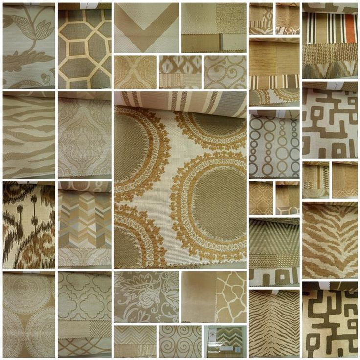 Kravet Fabric Sample BookWeaves Toffee 62 pcs