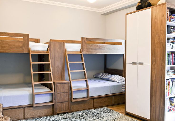 17 Best Ideas About Custom Bunk Beds On Pinterest Triple