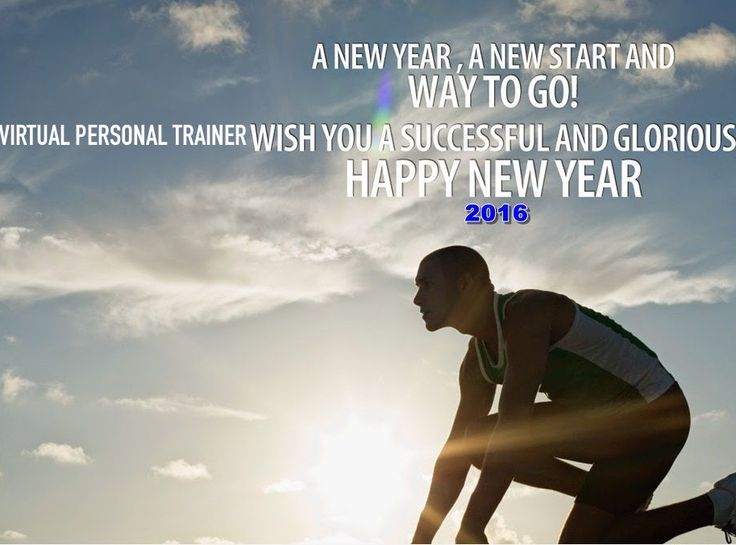 Virtual Personal Trainer team wishes you a very healthy and happy new year 2016! This year we will continue engaging you and encouraging you with the same energy and enthusiasm, bringing you plenty of motivation, advices and tips along the year. Thank you for following us! We truly appreciate for your support!