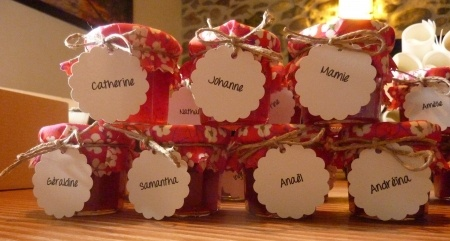 cadeau & marque place