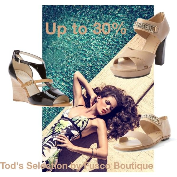 """Tod's Selection"" by fuscoboutique on Polyvore"