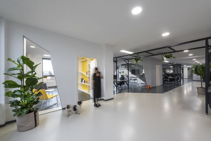 """Degordian, an independent strategic digital company that helps clients transfer business ideas into digital products & services, recently moved into a new office in Zagreb, Crotia. """" The primary task was to transform a standard office space that's spread over two floors of a typical business buildings, into an informal working space, andgive it character … Continue reading Inside Degordian's Cool Zagreb Office →"""