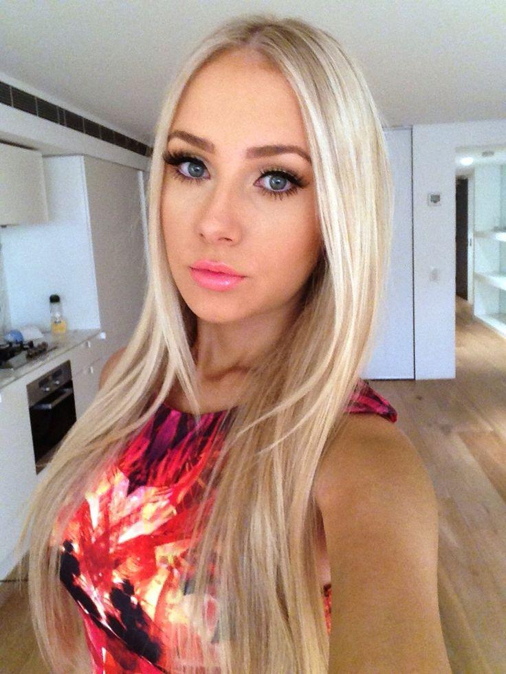 Lauren Curtis, Australias best Beauty Blogger, FYI my idol! Cool Blonde Hair, too die for!