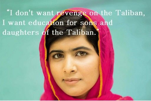 I Am Malala Quotes Unique 10 Best I Am Malala Images On Pinterest  Malala Yousafzai Quotes