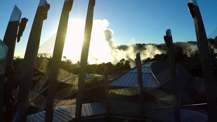 Tomokanga Matua, Te Heketanga a Rangi. Te Puia, Rotorua's Centre for Geo...