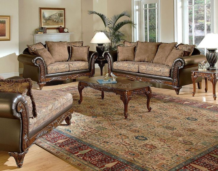 37 Best Antique Style Formal Sofa Sets Images On Pinterest