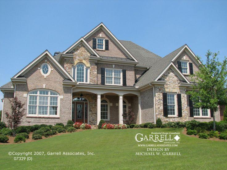 Garrell associates inc newcastle d house plan 07329 for Home designs inc