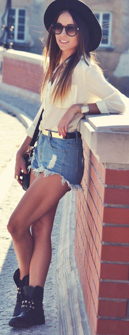 Quero essas pernas ♥