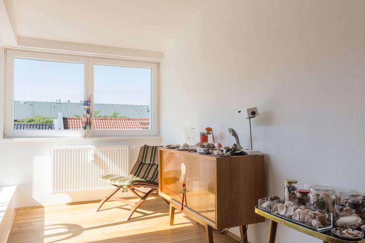 Inside a flat in Mitte, Berlin