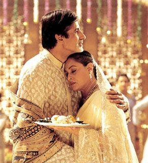 Lovevivah: wishes Amitabh and Jaya Bachchan 40th Wedding Anniversary. May god bless them.  Which is your favourite Amitabh & Jaya movie? A) Sholay B) Kabhi Khushi Kabhie Gham C) Chupke Chupke D) Zanjeer