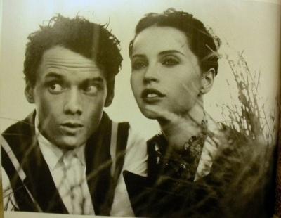 Felicity Jones & Anton Yelchin